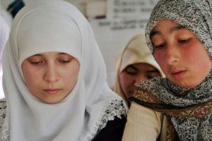 muslimah Uzbekistan