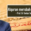 Seorang profesor asal Bulgaria akhirnya masuk Islam setelah ia mempelajari dan menerjemahkan Alquran kedalam bahasa Bulgaria.