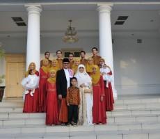Keluarga Hafizh